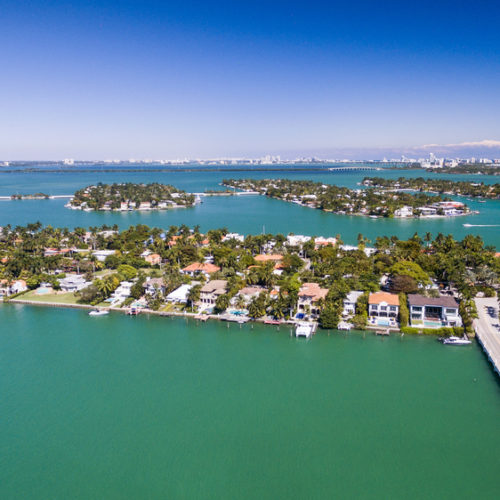 Palm & Hibiscus Islands